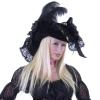 Velvet Pirate Hat